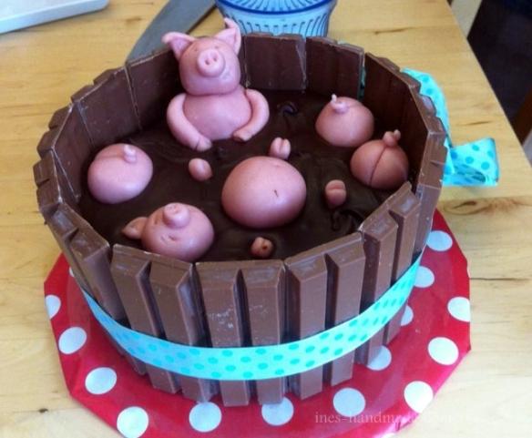Erdferkel-Torte von der Bäckerin