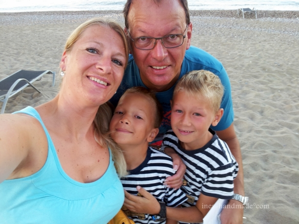 obligatorisches Familienfoto