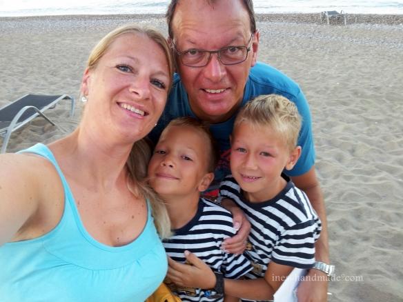obligatorisches Familienfoto