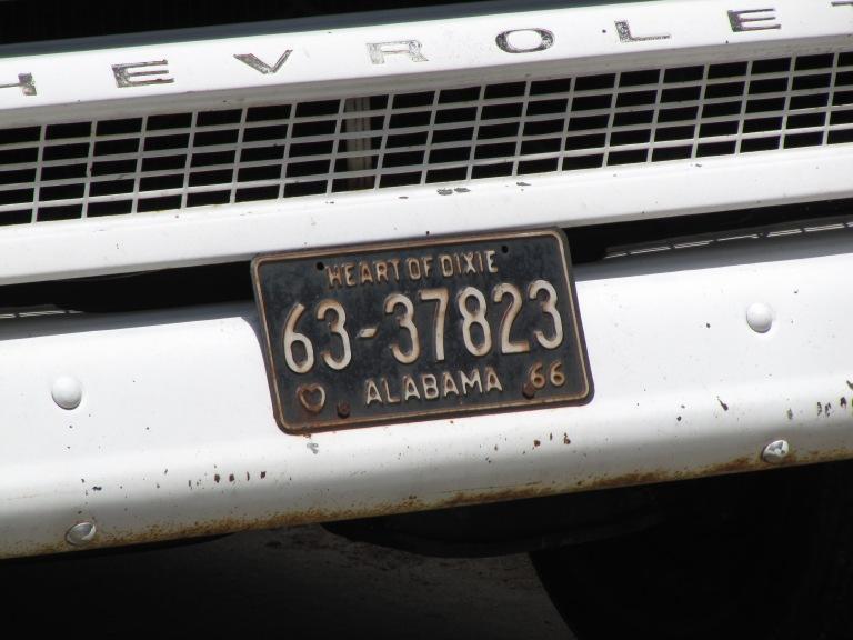 H(e)art of Dixie- ALABAMA